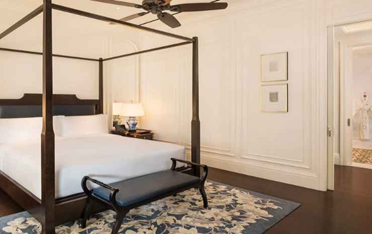 Raffles Hotel Singapore (SG Clean) Singapore - Suite Ranjang Ukuran King