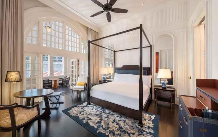 Raffles Hotel Singapore (SG Clean) Singapore - Studio Dua Ranjang Queen
