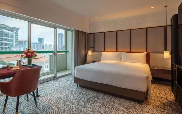 Fairmont Singapore Singapore - Double Fairmont King