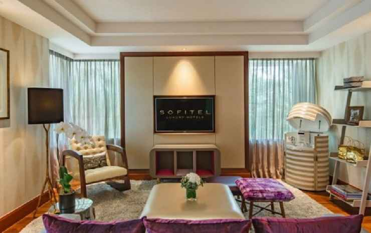 Sofitel Singapore Sentosa Resort & Spa Singapore - Suite Prestige Family Suite, 1 King Size Bed And Sofa Bed, Separate Bedroom And Living Area, Wifi