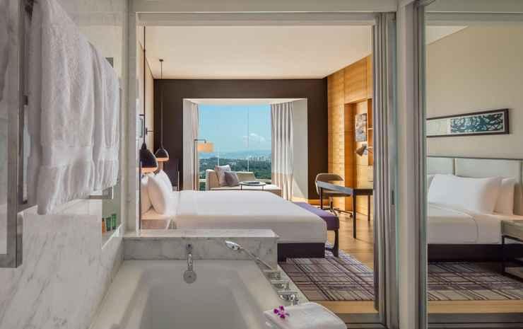 Hilton Kuala Lumpur Kuala Lumpur - Double Deluks Pemandangan Danau