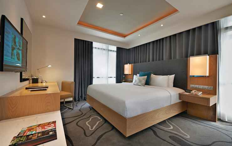 Berjaya Times Square Hotel, Kuala Lumpur Kuala Lumpur - Suite Club Premier