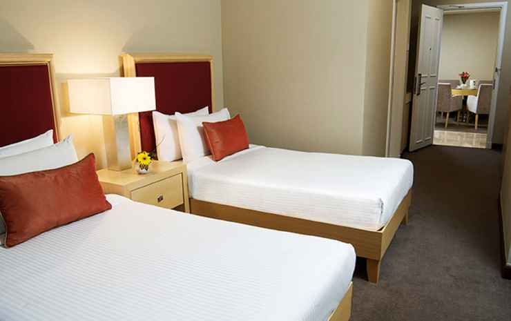 Berjaya Times Square Hotel, Kuala Lumpur Kuala Lumpur - Suite Two Bedrooms