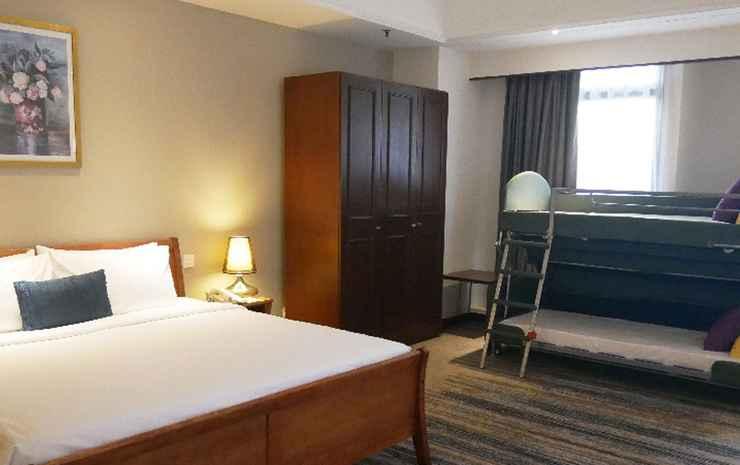 Berjaya Times Square Hotel, Kuala Lumpur Kuala Lumpur - Family Room Standard
