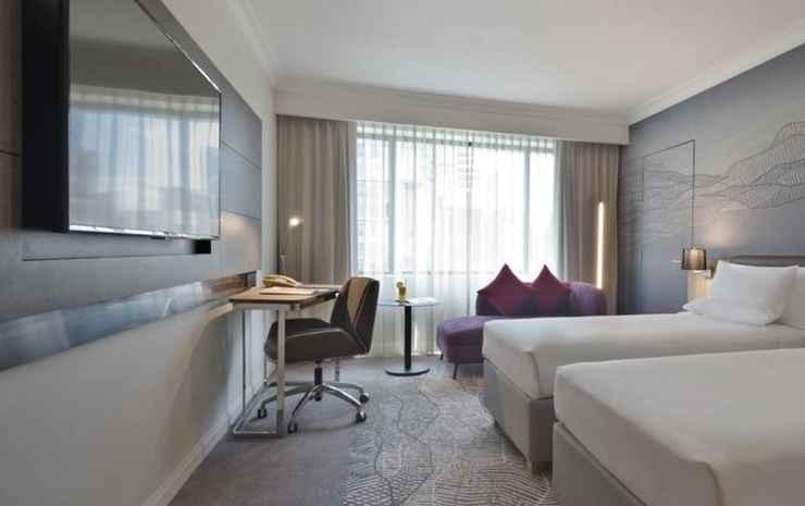 Novotel Kuala Lumpur City Centre Kuala Lumpur - Twin Deluxe Room With 2 Single Beds