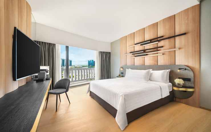 PARKROYAL COLLECTION Marina Bay, Singapore Singapore - Double Or Twin Lifestyle