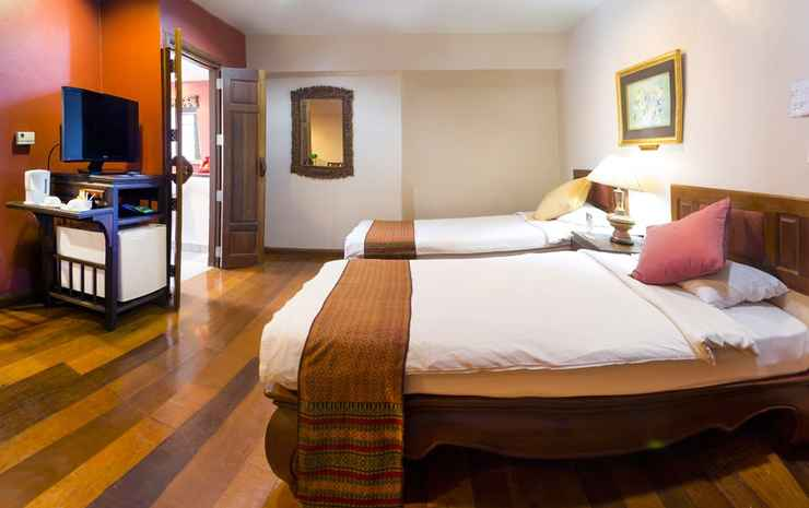 The Siam Heritage Hotel Bangkok - Double Or Twin Superior