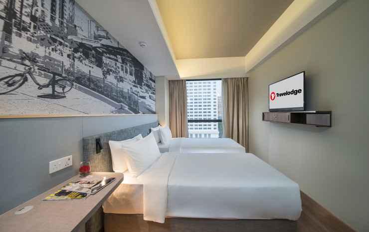 Travelodge Bukit Bintang Kuala Lumpur - Twin Superior