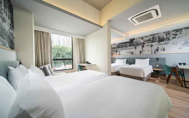 Travelodge Bukit Bintang Kuala Lumpur - Family Room Quadruple