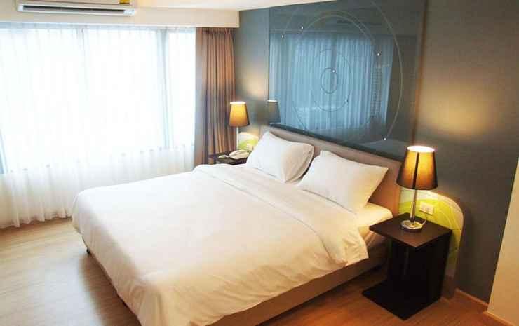 Grand Tower Inn Sathorn Bangkok - Double Or Twin Deluxe