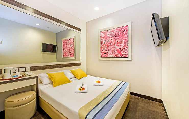 Hotel 81 Bugis - Staycation Approved Singapore - Double Standard