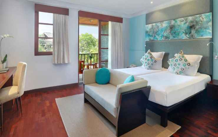 Novotel Bali Nusa Dua Bali - Twin Deluxe Twin Bed, Pool View With Balcony