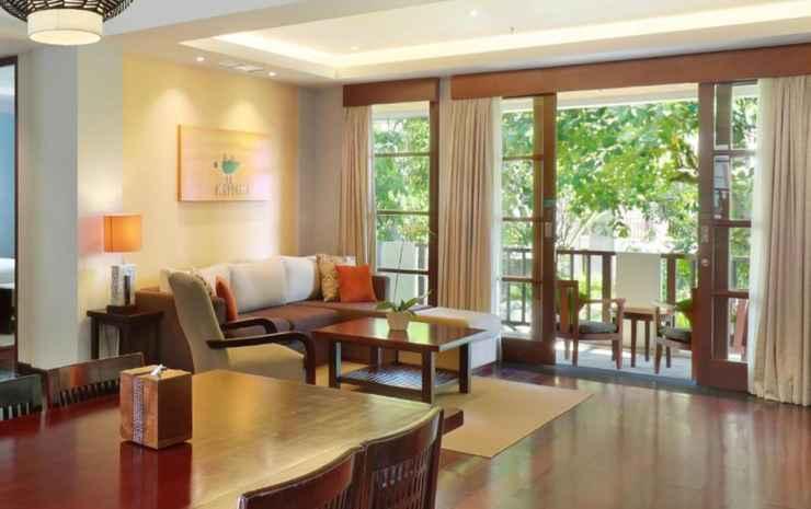Novotel Bali Nusa Dua Bali - Apartment 1 Bedroom Apartment Suite Twin Bed With Balcony