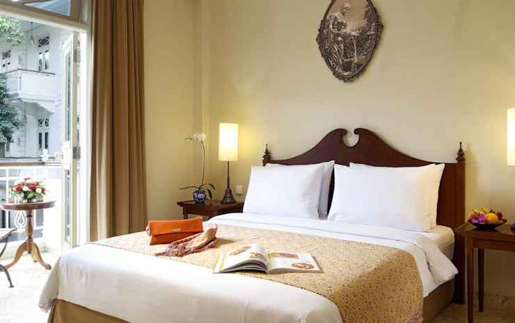 The Phoenix Hotel Yogyakarta - MGallery Collection Yogyakarta - Double Or Twin Deluxe Legacy , King Size Or Twin Beds