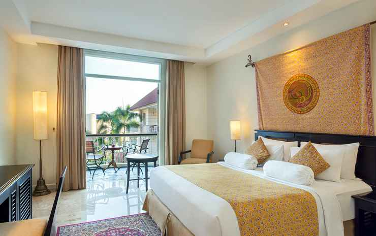 The Phoenix Hotel Yogyakarta - MGallery Collection Yogyakarta - Double Deluxe Legacy, King Size Bed, Pool View