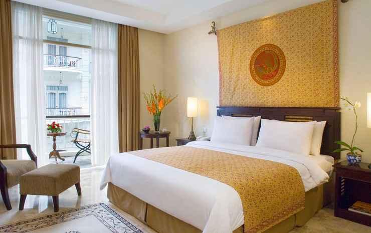 The Phoenix Hotel Yogyakarta - MGallery Collection Yogyakarta - Suite Legendary Suite, King Size Bed