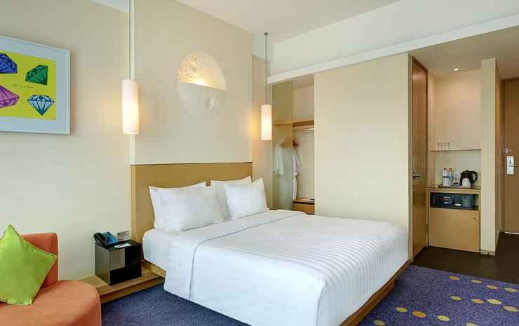 Novotel Bandung Bandung - Double Superior Room King-size Bed
