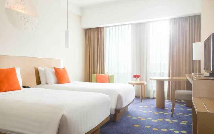 Novotel Bandung Bandung - Twin Superior Twin Beds
