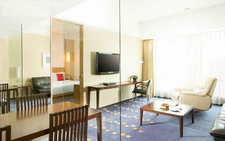 Novotel Bandung Bandung - Junior Suite Junior Suite 1 King Size Bed