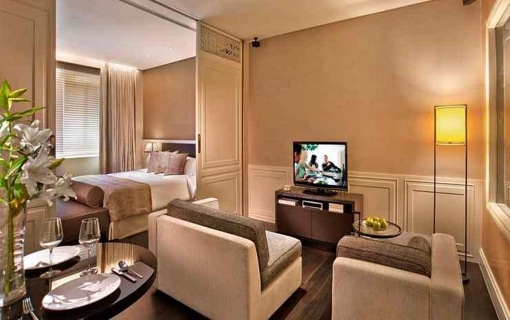 Ascott Raffles Place Singapore Singapore - Suite Satu Kamar