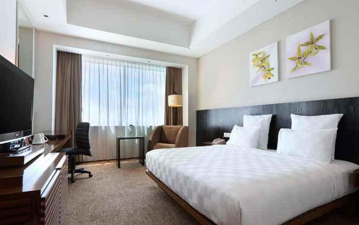 Novotel Balikpapan Balikpapan - Suite Bisnis Ranjang King