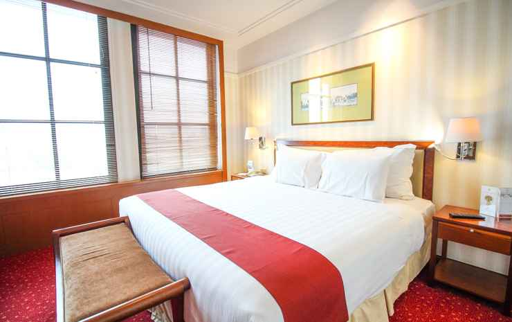 Redtop Hotel & Convention Center Jakarta - Double Plaza Club