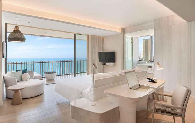 Hilton Pattaya Chonburi - Double Deluks Ranjang King