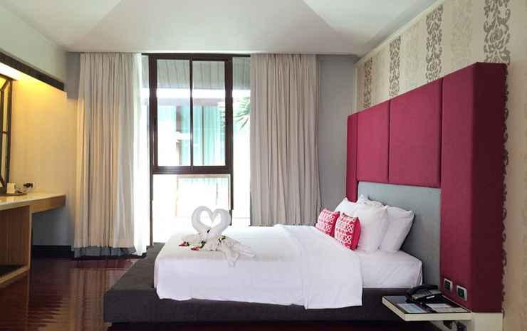 Z Through by the Zign Hotel Chonburi - Double Deluks Pemandangan Kolam Renang
