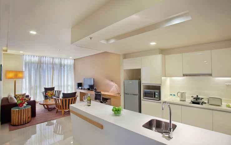 PARKROYAL Serviced Suites Kuala Lumpur Kuala Lumpur - Apartment Premier One Bedroom