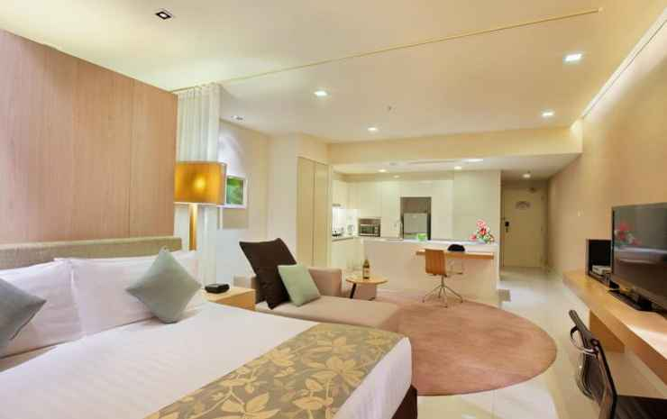 PARKROYAL Serviced Suites Kuala Lumpur Kuala Lumpur - Suite Standar