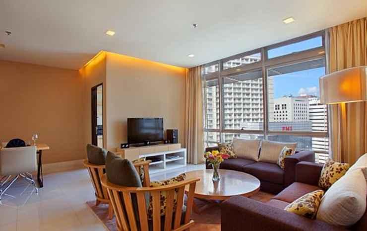 PARKROYAL Serviced Suites Kuala Lumpur Kuala Lumpur - Apartment Premier Two Bedrooms
