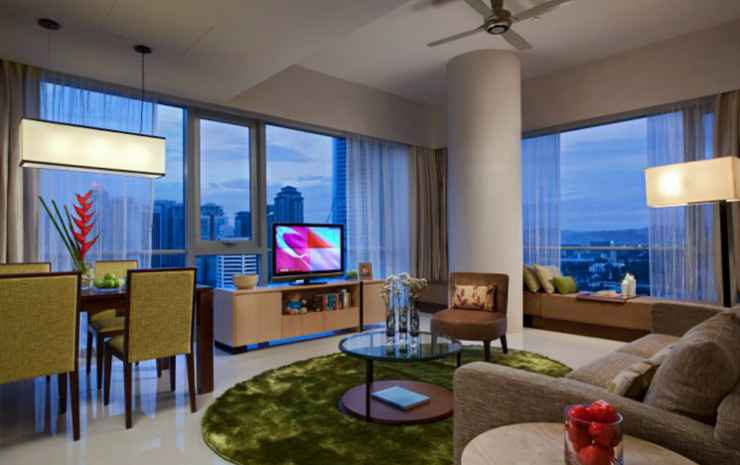 Somerset Kuala Lumpur Kuala Lumpur - Apartment 2-bedroom Premier