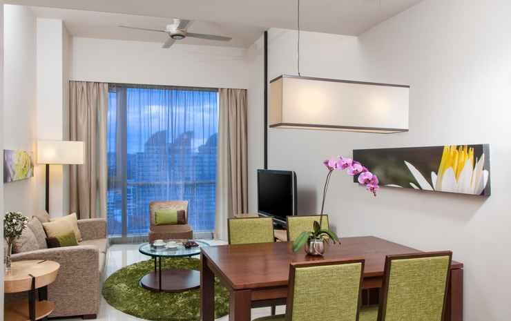 Somerset Kuala Lumpur Kuala Lumpur - Apartment 1-bedroom Deluxe