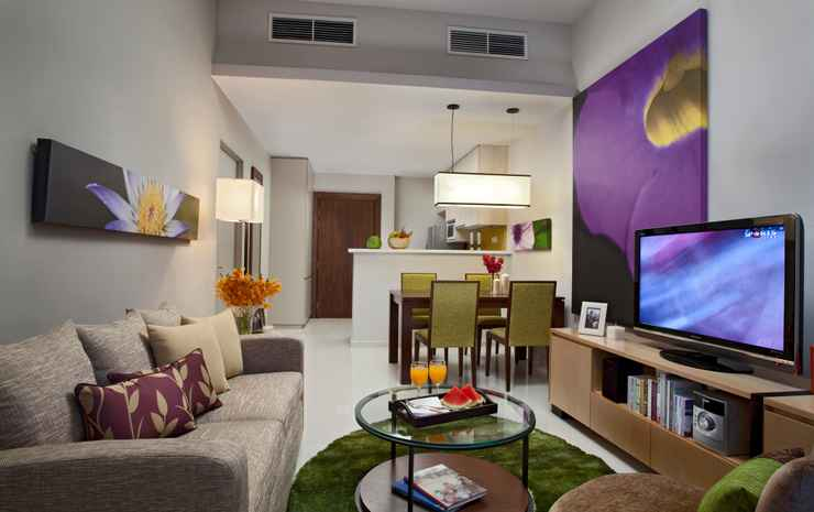 Somerset Kuala Lumpur Kuala Lumpur - Apartment 1-bedroom Premier
