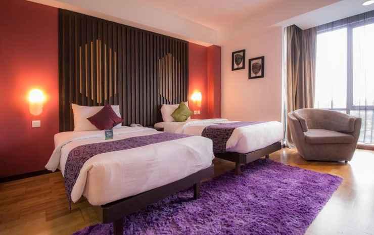 Mercure Pontianak Hotel Pontianak - Twin Deluxe Twin Beds