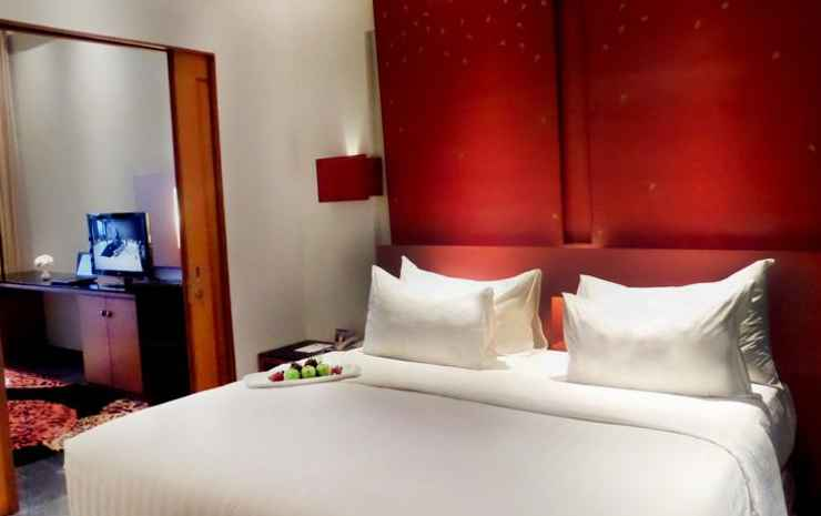 Novotel Palembang Hotel & Residence Palembang - Apartment 1 Bedroom Apartement With Double Bed
