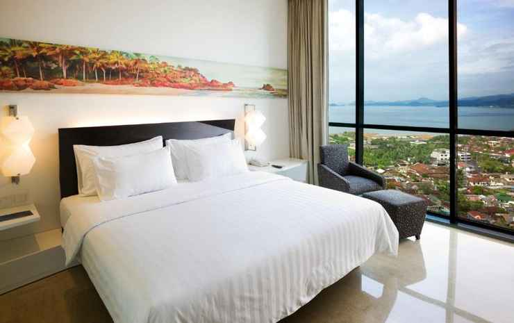 Novotel Lampung Bandar Lampung - Double Eksekutif Pemandangan Samudra