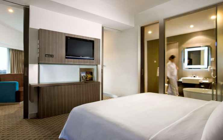 Novotel Bangka Hotel & Convention Centre Bangka Tengah - Junior Suite Ranjang Ukuran King