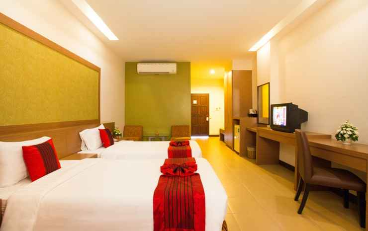 Eastiny Resort Pattaya Chonburi - Double 1 Atau 2 Tempat Tidur Superior