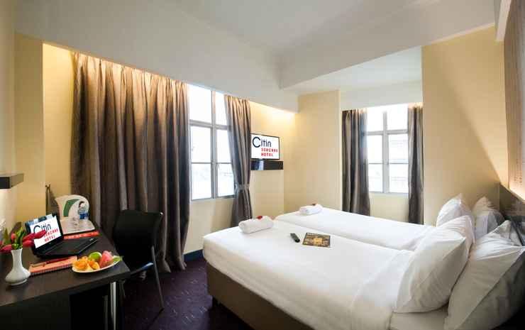 Citin Seacare Pudu Hotel Kuala Lumpur by Compass Hospitality Kuala Lumpur - Twin Superior