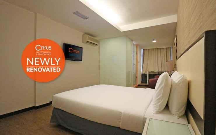 Citrus Hotel Johor Bahru by Compass Hospitality Johor - Double Deluxe