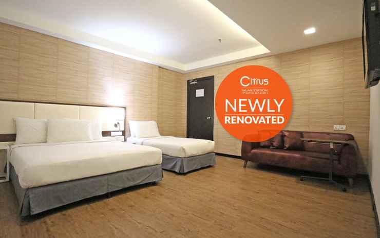 Citrus Hotel Johor Bahru by Compass Hospitality Johor - Triple Family Room
