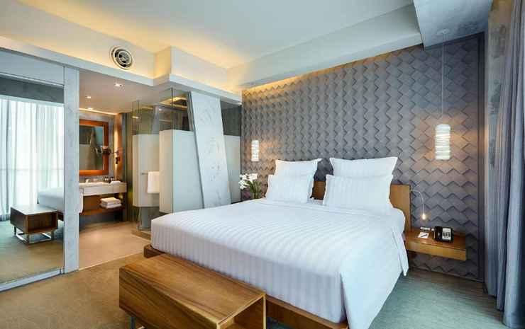 Pullman Jakarta Central Park Jakarta - Suite Executive Suite, Lounge Access, 1 King Size Bed