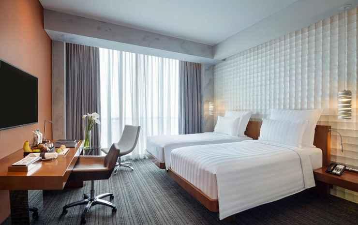 Pullman Jakarta Central Park Jakarta - Twin Deluxe Room, 2 Single Size Beds