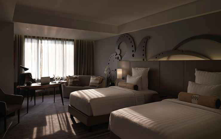 Pullman Jakarta Indonesia Jakarta - Double Grand Deluxe Executive Room, Lounge Access, 1 King Size Bed