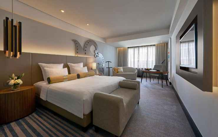 Pullman Jakarta Indonesia Jakarta - Double Grand Deluxe Room, 1 King Size Bed