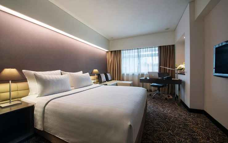 Pullman Jakarta Indonesia Jakarta - Double Premium Superior Room, 1 Queen Size Bed, City View