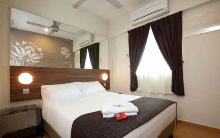 Tune Hotel Danga Bay Johor - Double Standard