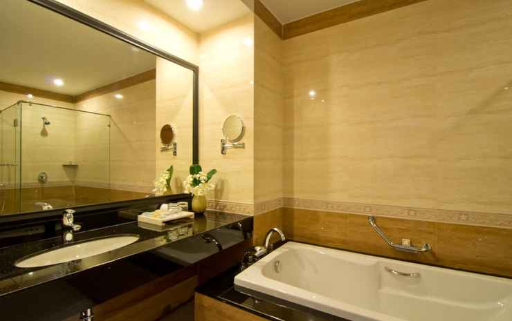 Welcome World Beach Resort & Spa Chonburi - Double Or Twin Partial Sea View