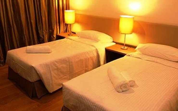 The Regalia Residences & Suites KLCC Kuala Lumpur - Apartment Premier Two Bedrooms